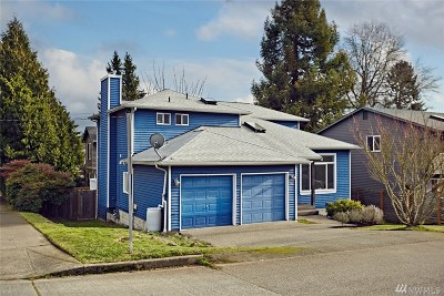 Seattle Single Family Home For Sale: 7700 26th Place SW