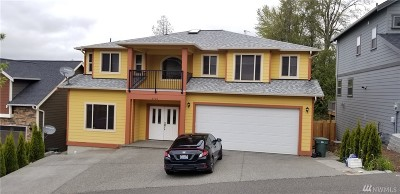 Bellingham WA Single Family Home For Sale: $669,000