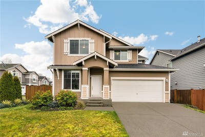 Federal Way Single Family Home For Sale: 35927 30th Ave S