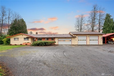 Chehalis Single Family Home For Sale: 1073 Shorey Rd