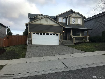 Stanwood Single Family Home Contingent: 28519 75th Dr NW