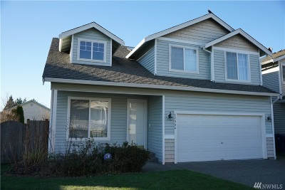 Lynnwood Single Family Home For Sale: 17924 15th Ave W