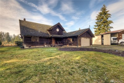 Puyallup Single Family Home For Sale: 15010 74th Ave E