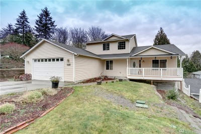 Poulsbo Single Family Home For Sale: 1990 NW Kimball St