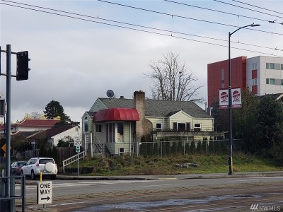 Seattle Commercial For Sale: 4001 S Willow St
