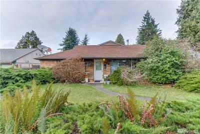 Shoreline Single Family Home For Sale: 852 NE 189th St