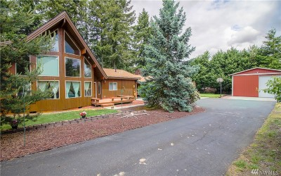 Olympia Single Family Home For Sale: 1726 Sleater Kinney Rd NE