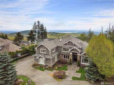 Bellevue WA Single Family Home For Sale: $2,500,000
