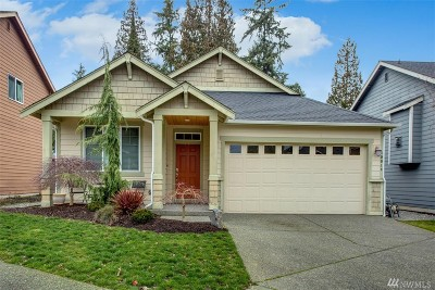 Lynnwood Single Family Home For Sale: 19918 6th Place W