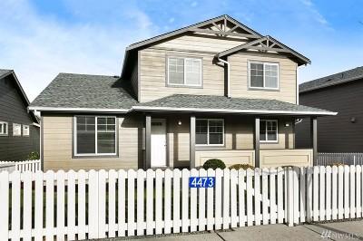 Skagit County Single Family Home For Sale: 4473 Karli St