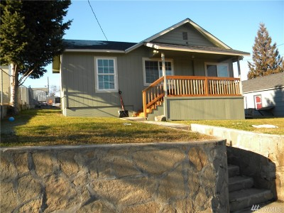 Chelan County Single Family Home For Sale: 1008 Monitor