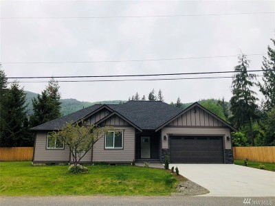 Whatcom County Single Family Home For Sale: 8415 Golden Valley