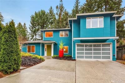 Kirkland Single Family Home For Sale: 12307 NE 68th Place