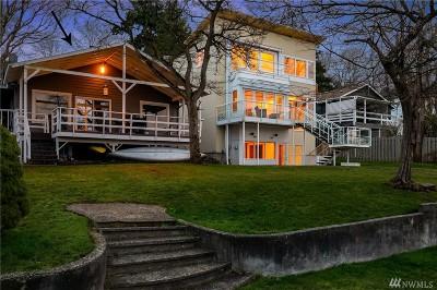 Bellevue Single Family Home For Sale: 5633 Pleasure Point Lane