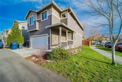 Marysville Single Family Home For Sale: 4825 145th St NE