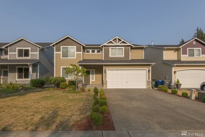 Puyallup Single Family Home For Sale: 11911 119th Ave E