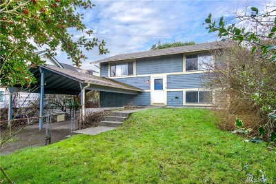Seattle Single Family Home For Sale: 333 NW 86th St