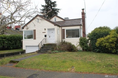 Seattle Single Family Home For Sale: 8035 Mary Ave NW