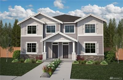 Tacoma Single Family Home For Sale: 1436 E 47th St Lot 3-18