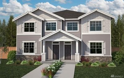 Tacoma Single Family Home For Sale: 1438 E 47th St Lot 3-19
