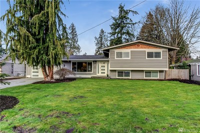 Marysville Single Family Home For Sale: 5431 76th Place NE