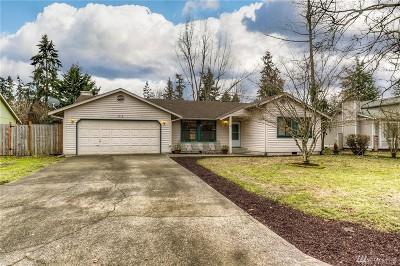 Pierce County Single Family Home For Sale: 1018 188th Ct E