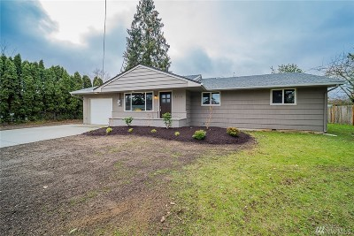 Marysville Single Family Home For Sale: 8714 55th Ave NE
