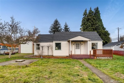 Marysville Single Family Home For Sale: 1927 6th St