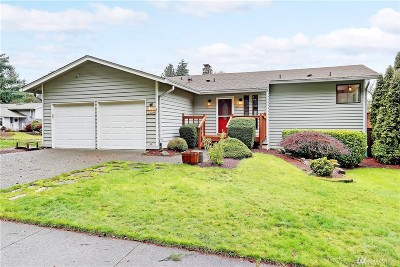 Bellevue Single Family Home For Sale: 6647 119th Ave SE