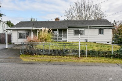 King County Single Family Home For Sale: 25414 29th Ave S