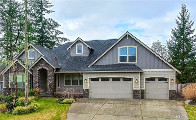 Gig Harbor Single Family Home For Sale: 12210 56th Ave NW