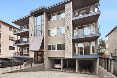 Seattle Condo/Townhouse For Sale: 1108 NW Market St #2