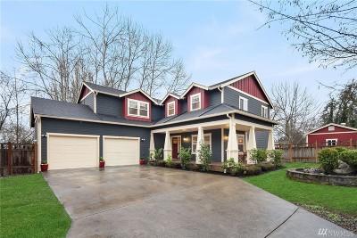 Tukwila Single Family Home For Sale: 3203 S 133rd Lane