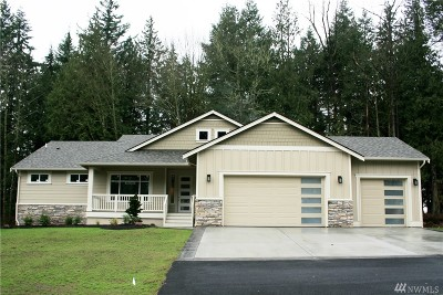 Snohomish Single Family Home For Sale: 11710 176th Ave SE #6
