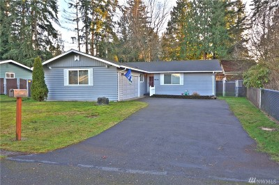 Marysville Single Family Home For Sale: 4914 102nd Place NE