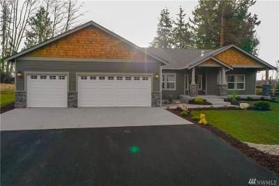 Hansville Single Family Home Pending Inspection: 38554 Benchmark Ave NE