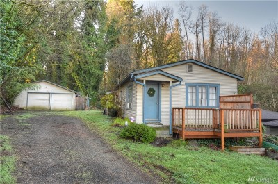 Olympia Single Family Home For Sale: 1103 West Bay Dr NW