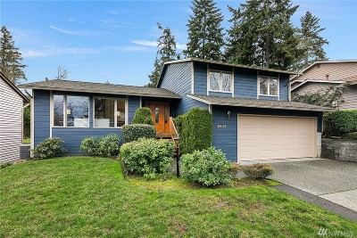 King County Single Family Home For Sale: 8845 SE 36th St