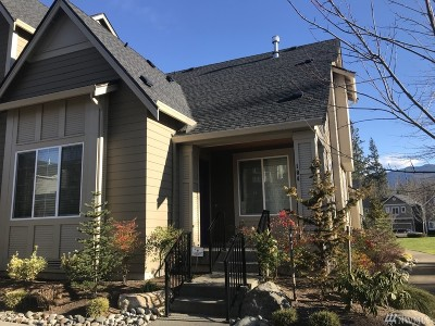 Snoqualmie Condo/Townhouse Contingent: 7426 Better Way Lp SE #104
