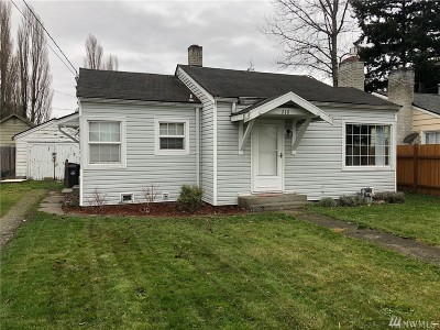 Skagit County Single Family Home For Sale: 210 S Wall
