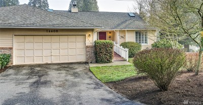 Woodinville Single Family Home For Sale: 14608 134th Ave NE