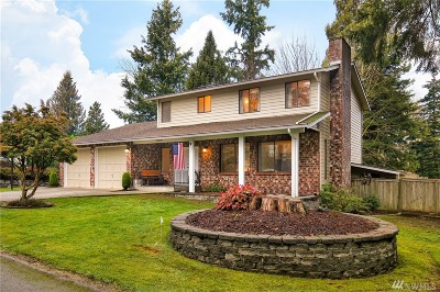 Kent Single Family Home For Sale: 27519 144th Ave SE
