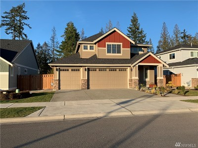Bonney Lake WA Single Family Home For Sale: $625,000