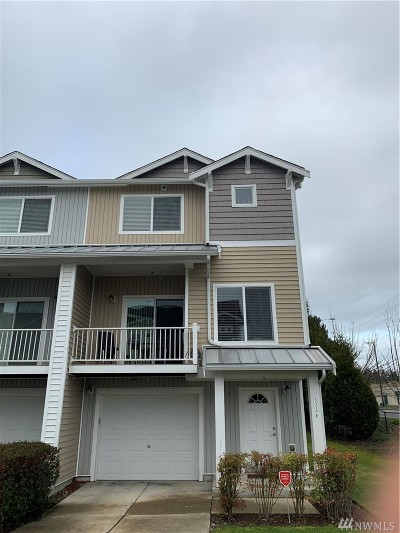 Pierce County Condo/Townhouse For Sale: 5319 Military Rd E