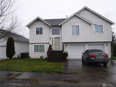 Puyallup Single Family Home For Sale: 12005 64th Ave E