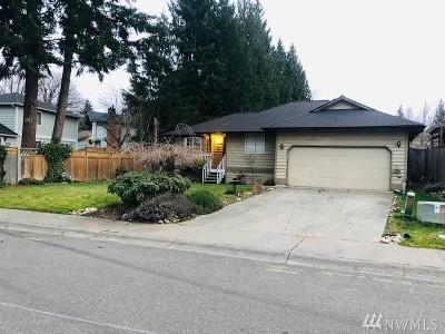 Everett Single Family Home For Sale: 4632 126th St SE