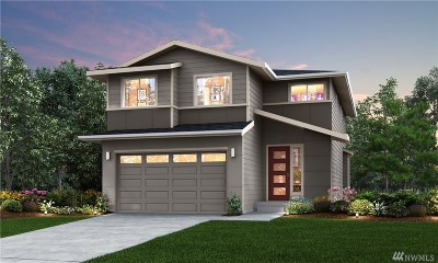 Lake Stevens Single Family Home For Sale: 2229 115th Ave SE #Lot36