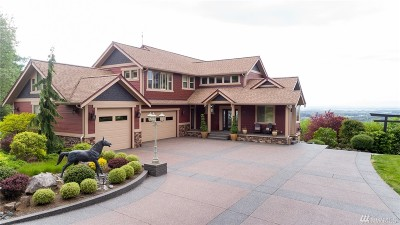 Bellingham WA Single Family Home For Sale: $1,550,000