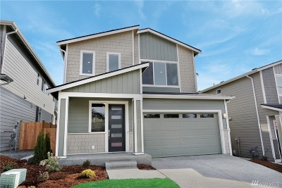 Lake Stevens Single Family Home For Sale: 2301 115th Ave SE #Lot37
