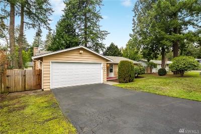 Kirkland Single Family Home For Sale: 14309 106th Ave NE